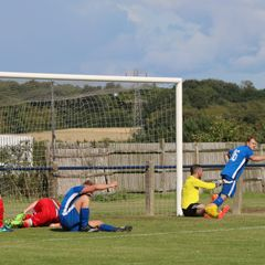 Cooks 3 Godmanchester Rovers 0 FAC