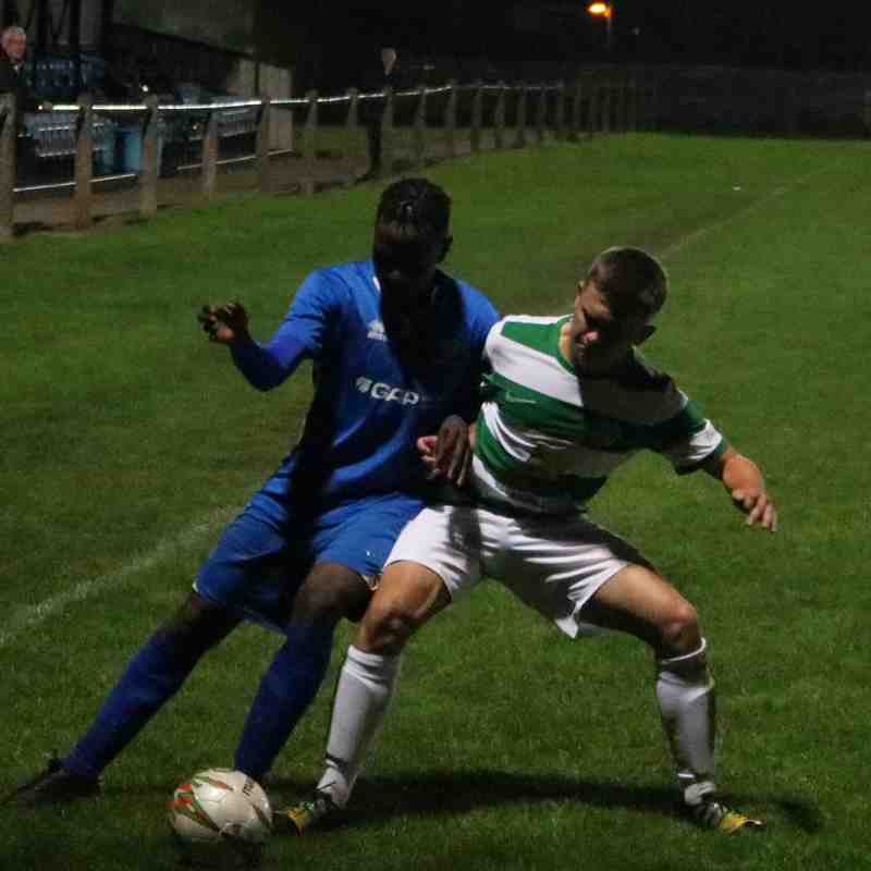 Cooks Res 5 Lutterworth Ath Res 1