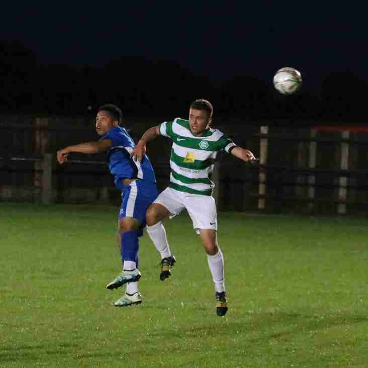 Reserves in action tomorrow night at Newport.