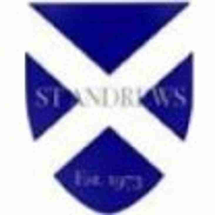 St Andrews next up for the Cooks.