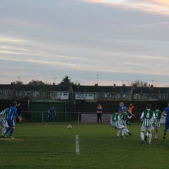 Gt Wakering Rovers 0 Cooks 2