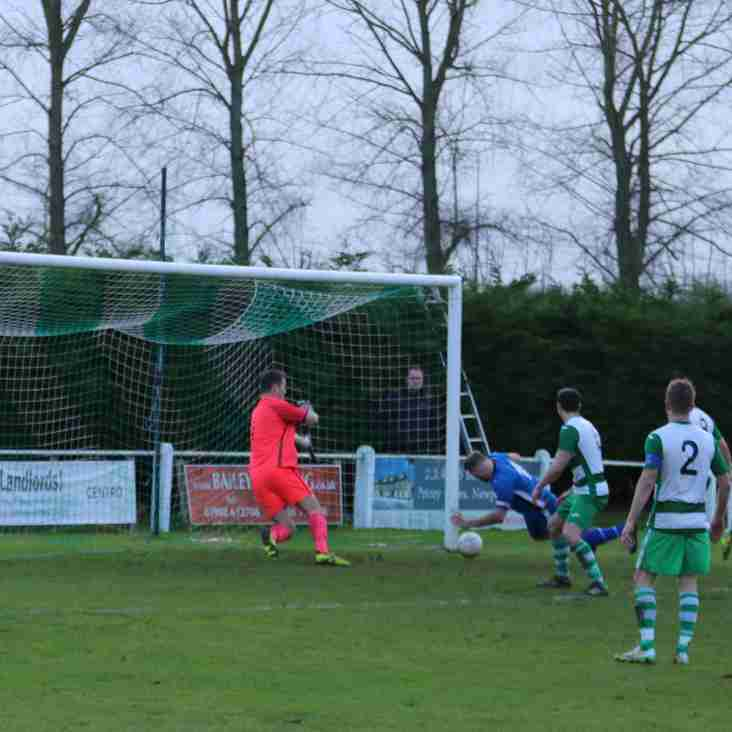 Newport Pagnell Town next up for the Cooks on Tuesday night.