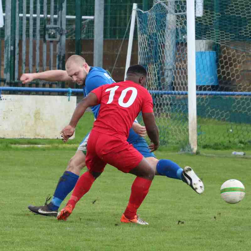 Oadby T Res 0 Cooks Res 1