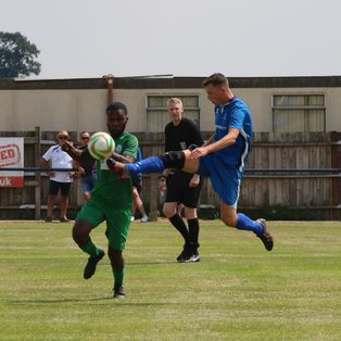 Reserves start pre-season with a win.