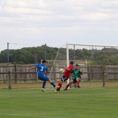 Cooks Res 4 Biggleswade Utd U23 1