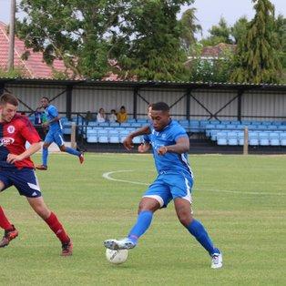 Winning start for Reserves at Rothwell.