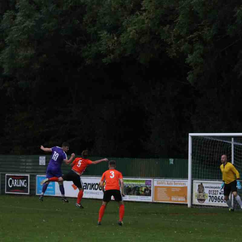 Daventry T Res 0 Cooks Res 2