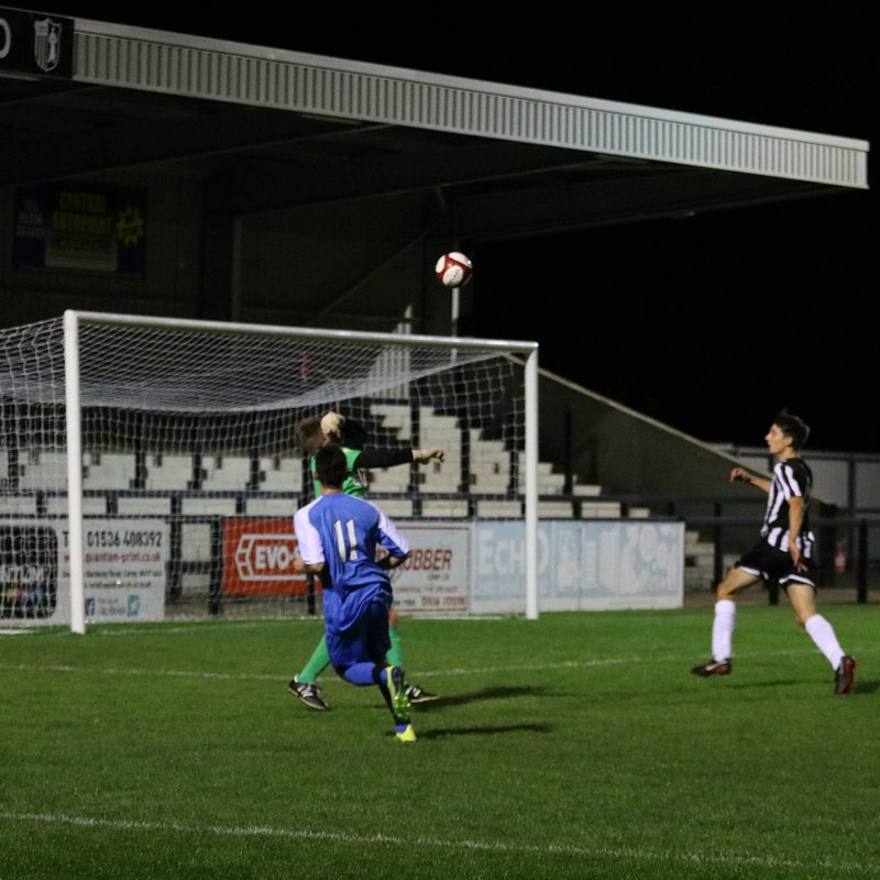 Young Cooks march on in the F.A Youth Cup.
