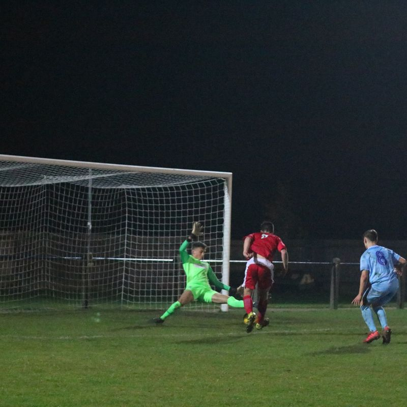 Magical night as Under 18s beat Coventry City at Compton Park.