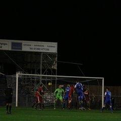 Eynesbury Rovers 1 Cogenhoe United 1