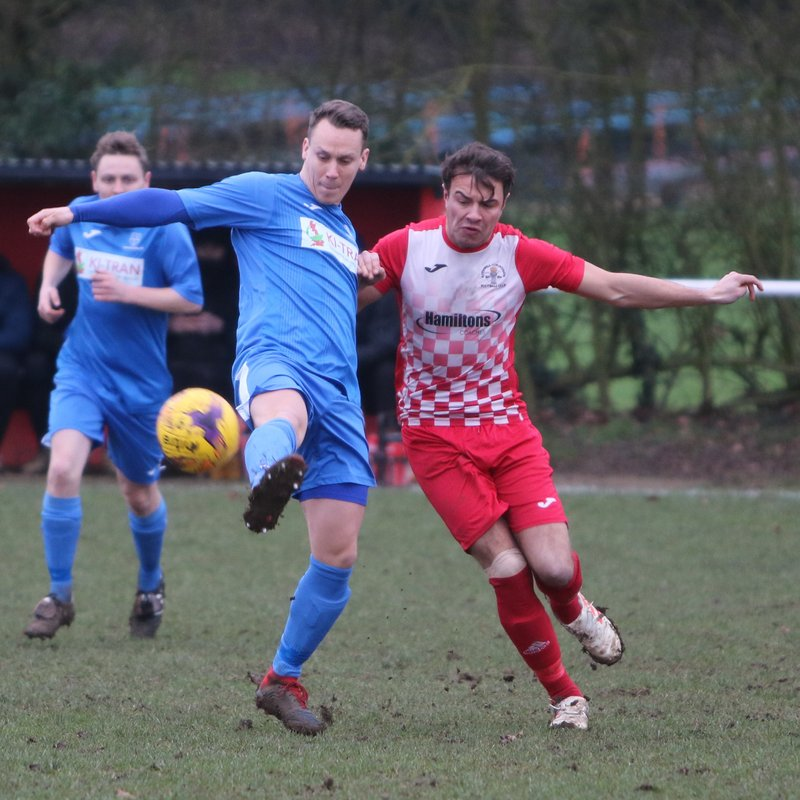 Goals galore as Cooks find their shooting boots in Rothwell.