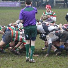 Burton v Lutterworth u16s 8-1-17