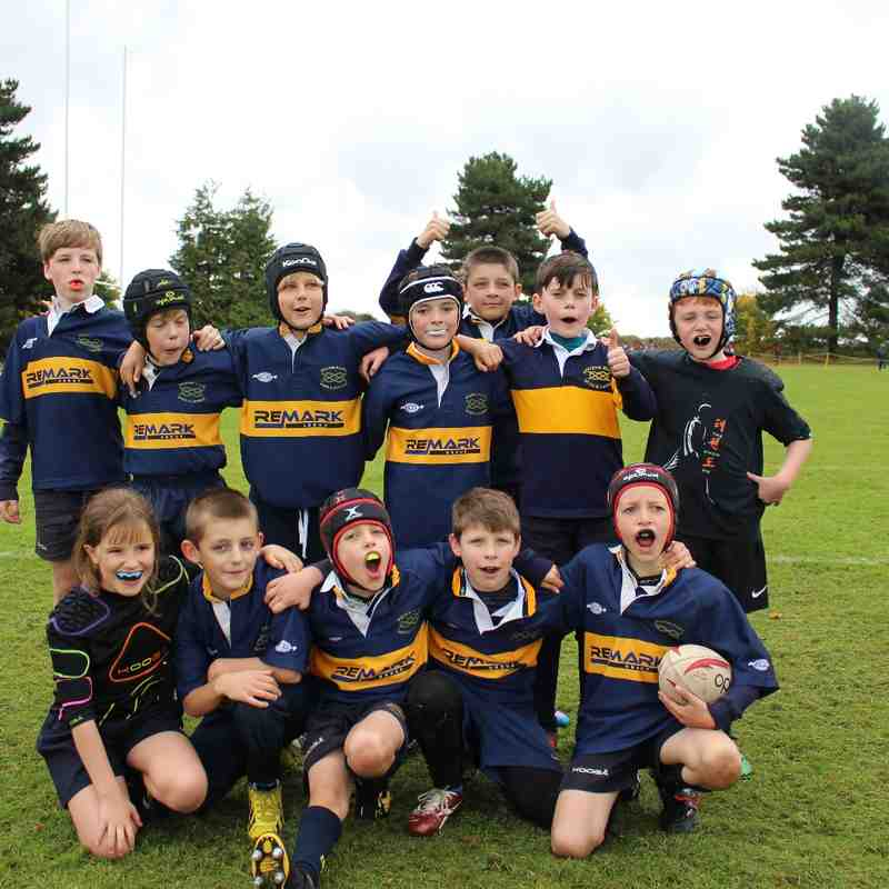 U10 Team at West Norfolk Festival