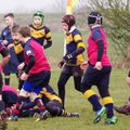 Thrilling rugby from our U12's