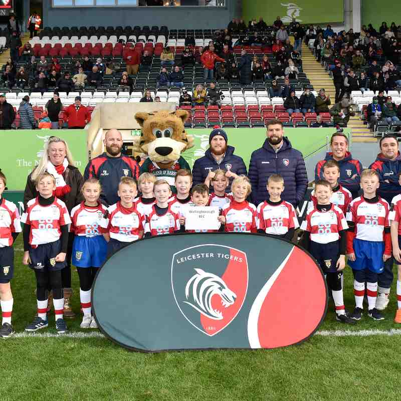 Wrfc U10'S At Leicester Tigers Prima Cup Finals