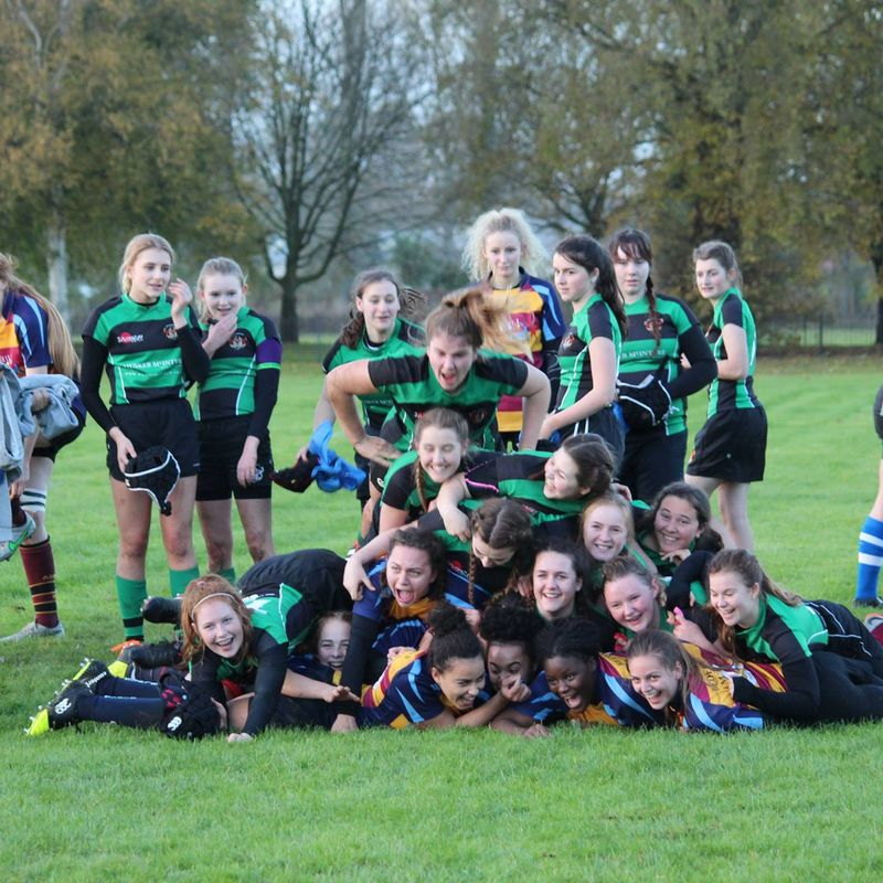 U18s Cup - Boudicas (Inc Beccles) v Bedford and Ampthill