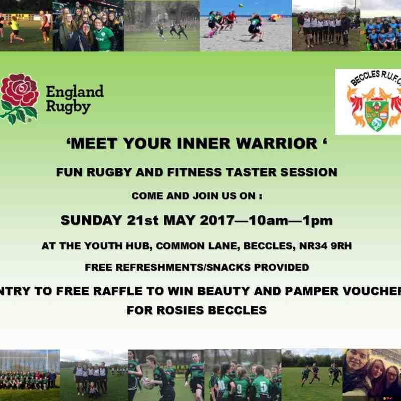 #Meet your Inner Warrior