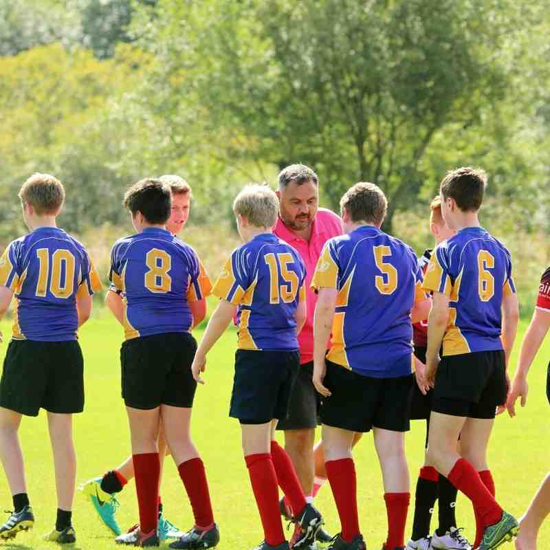 S2 Glasgow Hawks V Oban Lorne RFC Away 04_09_2016 Album 2