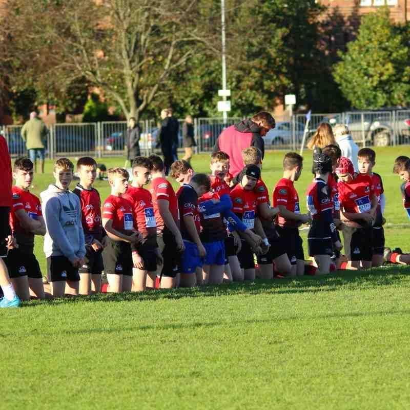 U15s Hawks V GHA 05_11_17