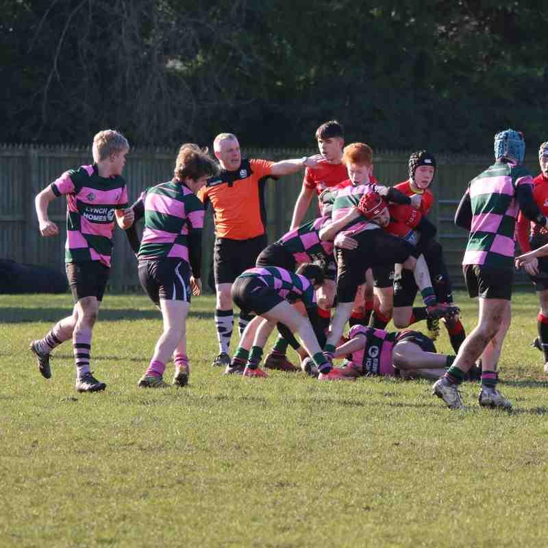 U15 Hawks V Ayr Cup 04_02_2018