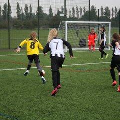 Alnwick Town Lionesses U12 v Morpeth SC U12