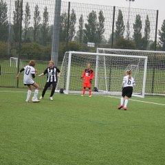 Alnwick Town Saints U12 v Ponteland Utd U12