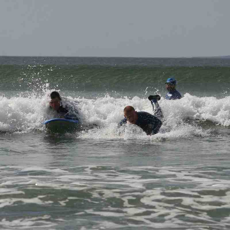 U12s Some Surfing Photos
