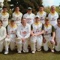 Saturday 2nd XI beat Milstead CC - 2nd XI