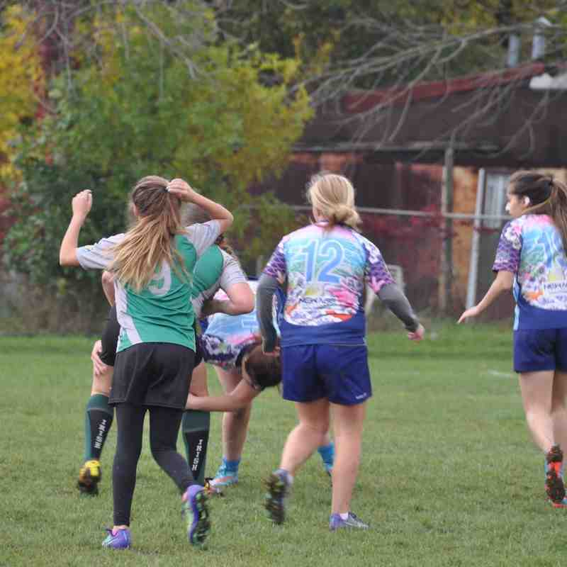 U16 Girls 7's - October 16, 2016