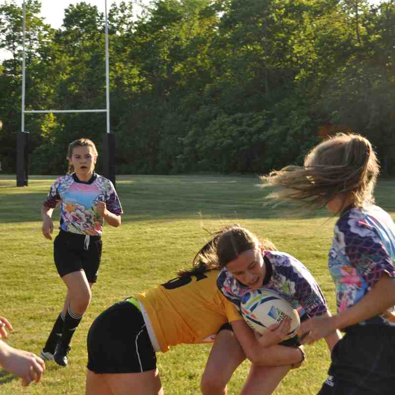 U18 Girls v Crusaders (Ex) June 14, 2017