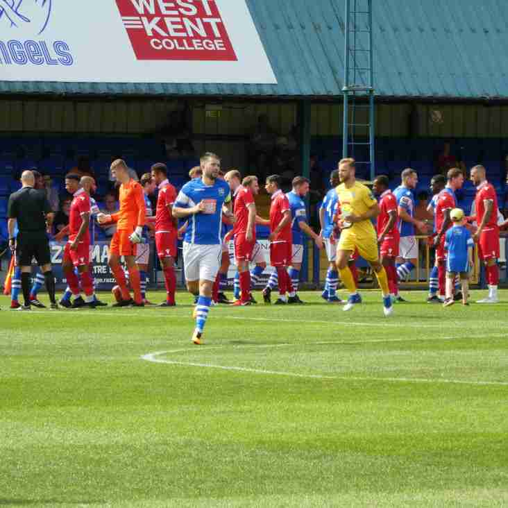 Pre-season ends with Forest draw