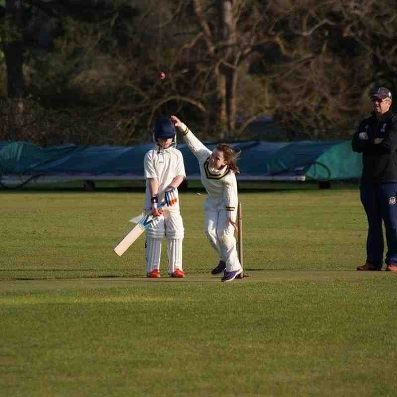 U11/13 Vipers v Hanham 19 April 2016