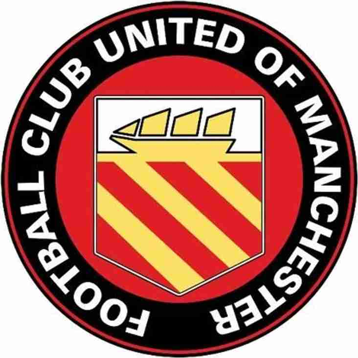 Ticket and coach travel details for Colne F.C.'s 2nd Round Qualifying tie away v FC Utd of Manchester have been released.