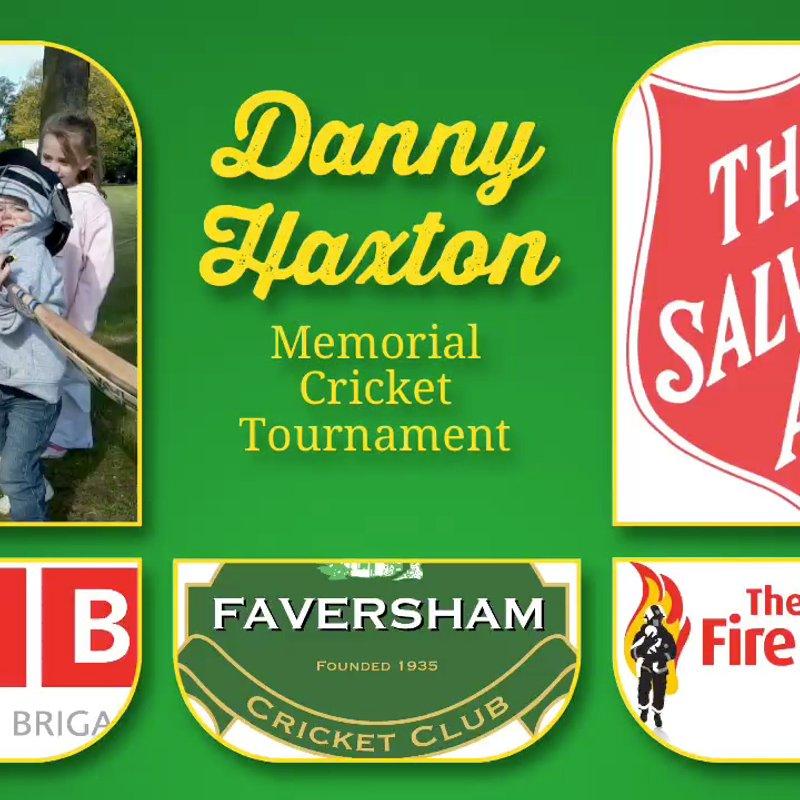 Danny Haxton Memorial Cricket Tournament
