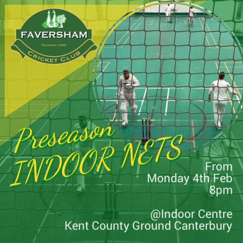 Preseason Indoor Nets