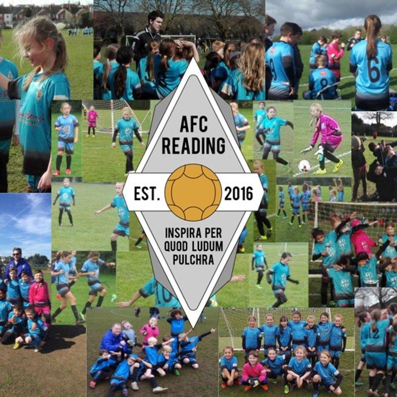 AFC Reading Tournament 2019