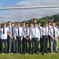 Under 18's lose out in league cup final but are crowned league champions