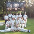 Brislington CC vs. Hampset 1