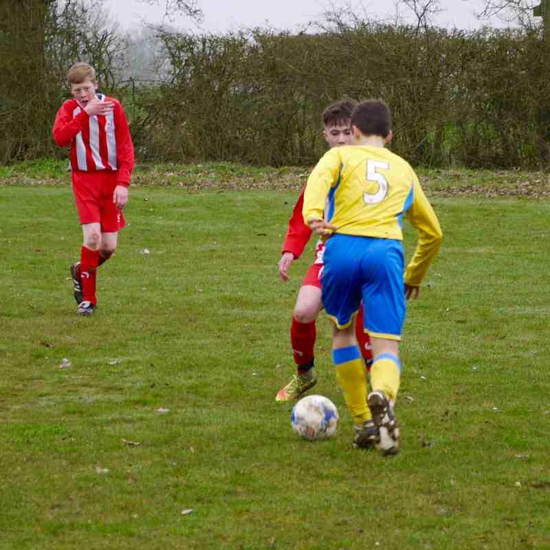 Tigers U13 vs Leighton Town Youth