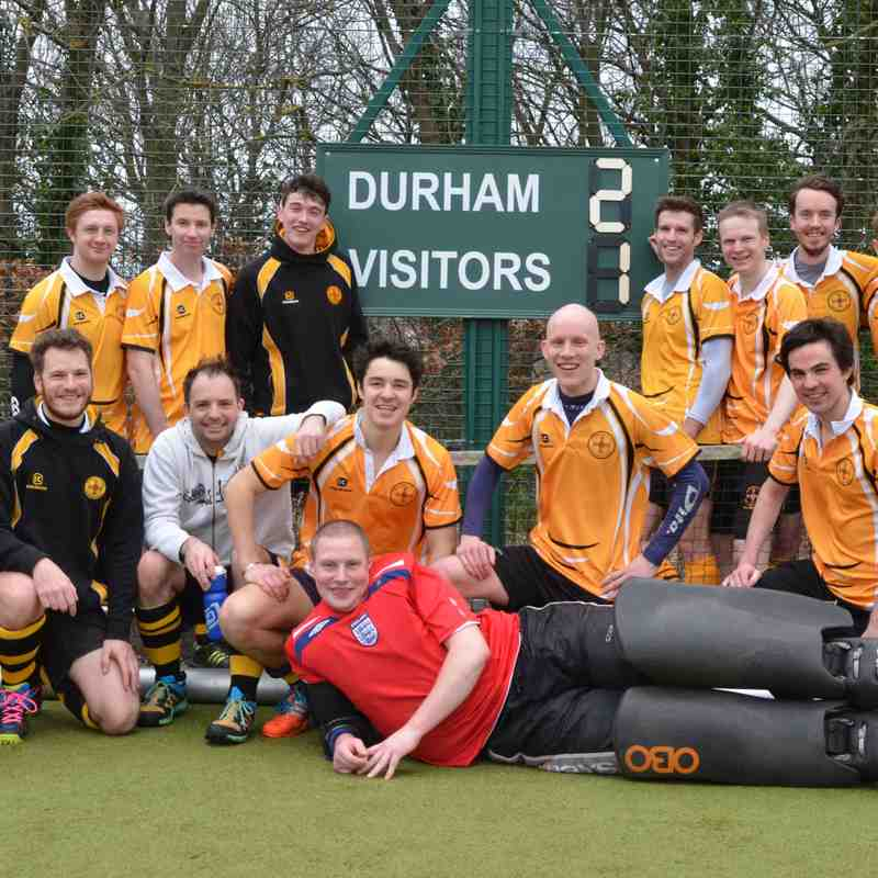 Men's 1s v Durham University