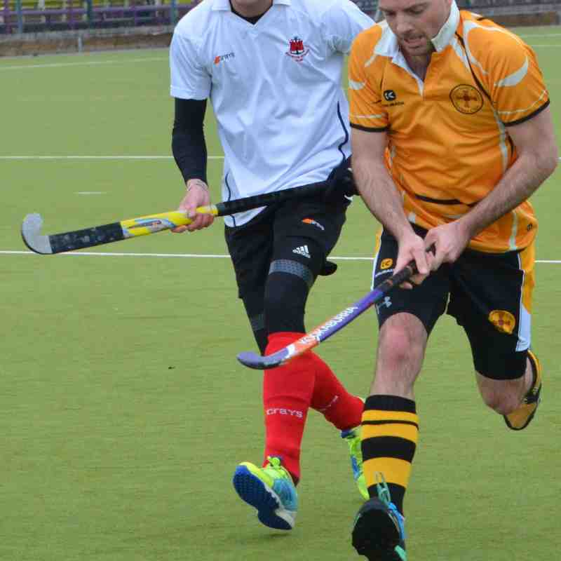 Men's 1s v Stockton