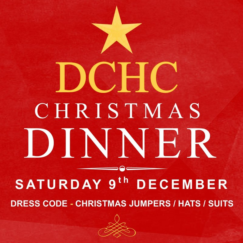 Christmas Dinner - Saturday 9th December