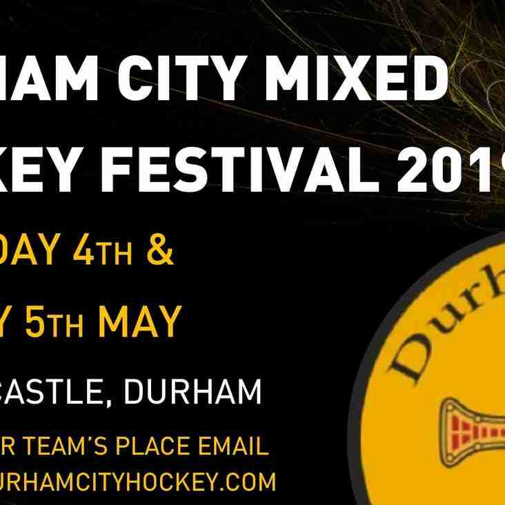 DCHC Mixed Festival 2019