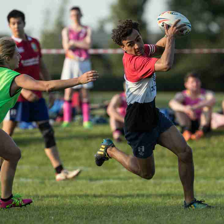 Less than one week to the Summer Touch League...