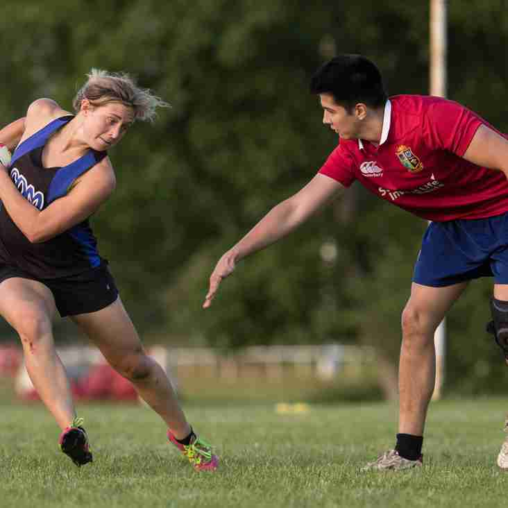 Summer Touch League - Week 3 Summary & Week 4 Fixtures