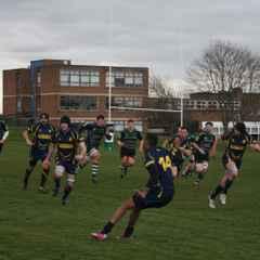 1st XV v Thorney