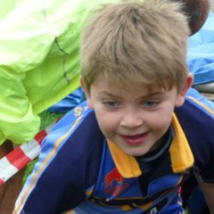 Under8's Tough and Muddy @ Golbourne 2014