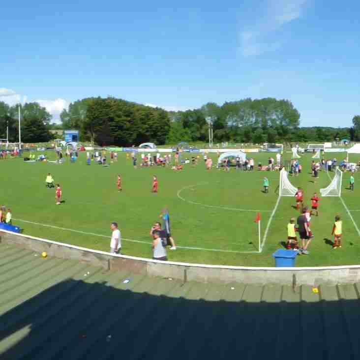 Worthing Dynamos Small Sided Tournament 2018 Pictures