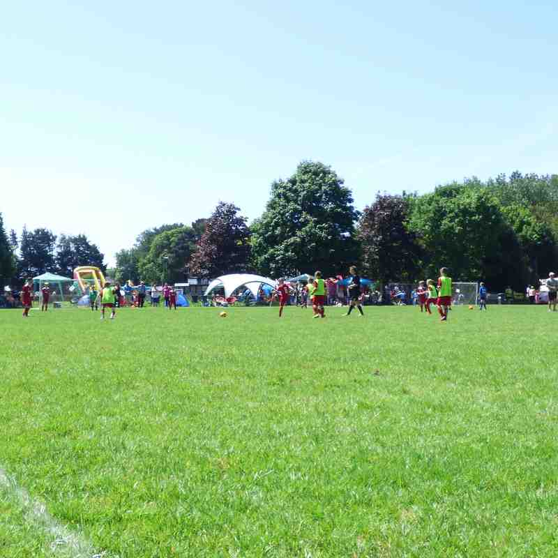 Worthing Dynamos Small Sided Tournament 2018