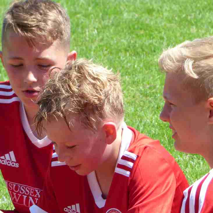 Picture Album Part 2 of the Worthing Dynamos Small Sided Tournament